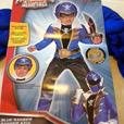3T -4T size POWER RANGERS costume - never worn