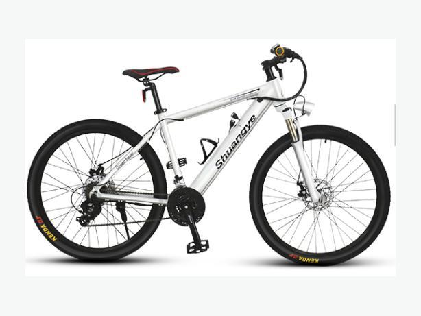 Shuangye 350w 36v Stealth electric bike!