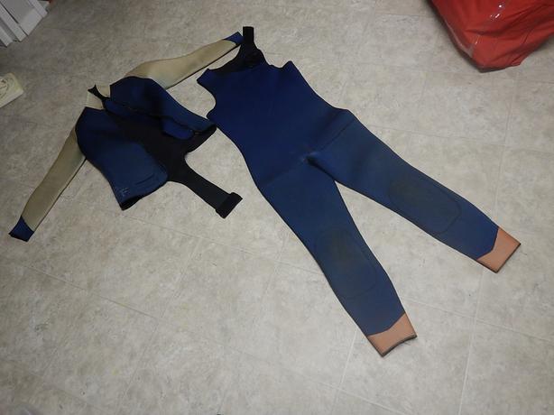 Men's Large Wetsuit