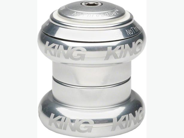 Silver Chris King Headset 1 1/8