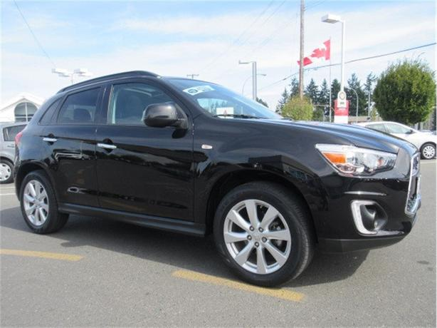 2015 Mitsubishi RVR GT AWD Low Kilometers Warranty