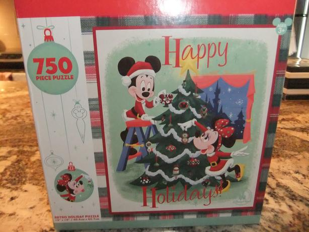 Disney Holiday Collectibles