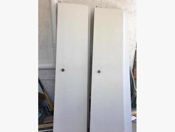 FREE: closet doors