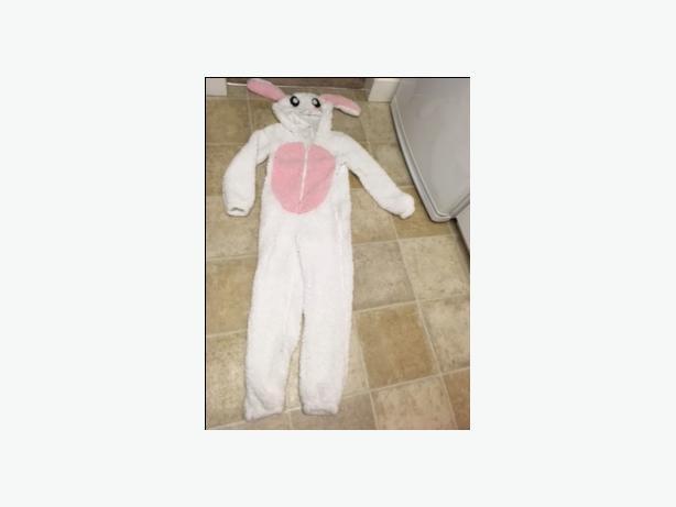 Bunny costume - white