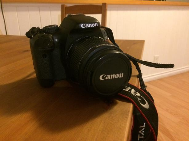Canon T2I rebel eos