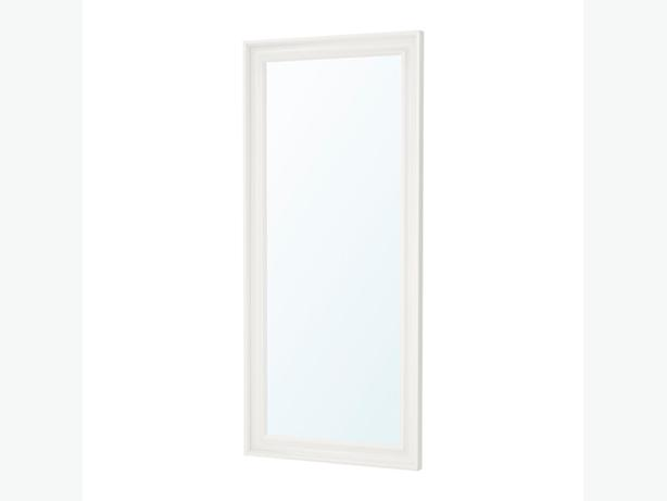 WHITE IKEA MIRROR