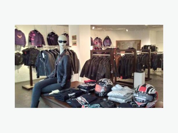 Fashion Clothing & Motorcycle Stuff