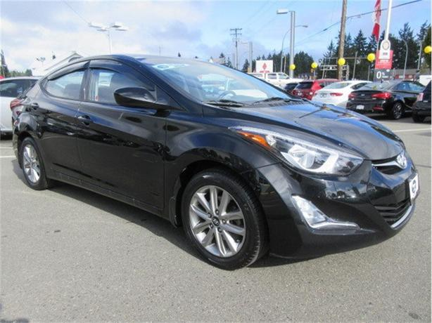 2014 Hyundai Elantra GLS  Low Kilometers Warranty