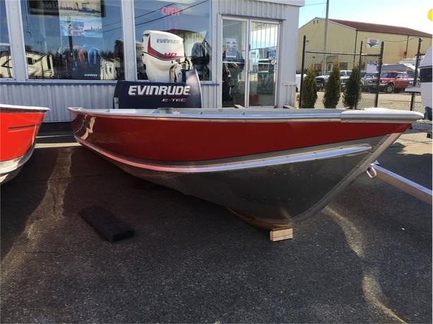 2017 Lund Boat Co WC-16 -