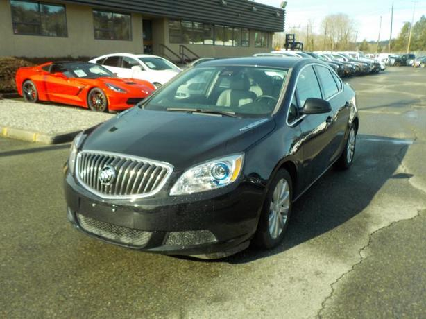 2016 Buick Verano 4-Door Sedan