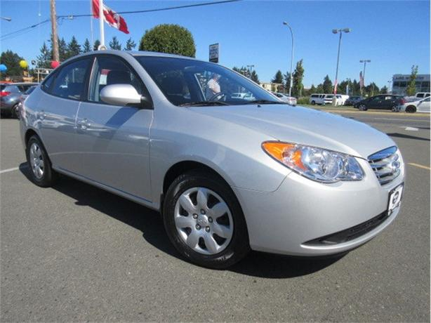 2010 Hyundai Elantra GLS Accident Free Great Condition