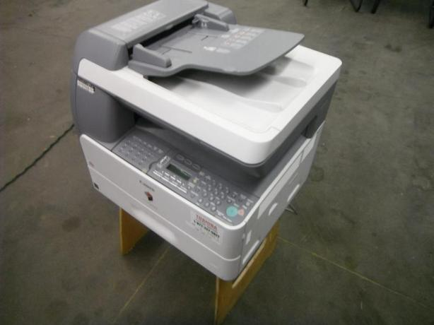 Canon Image Runner 1023IF Copier, Canon Lasercalss 205 And Neopost IJ 80 With Mi