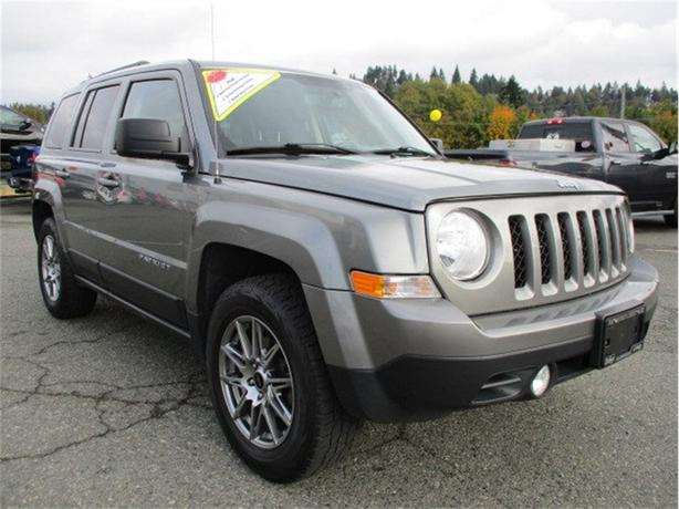 2014 Jeep Patriot North No Accidents Sunroof