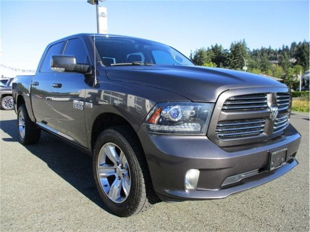 2014 Ram 1500 Sport No Accidents Low Kilometers