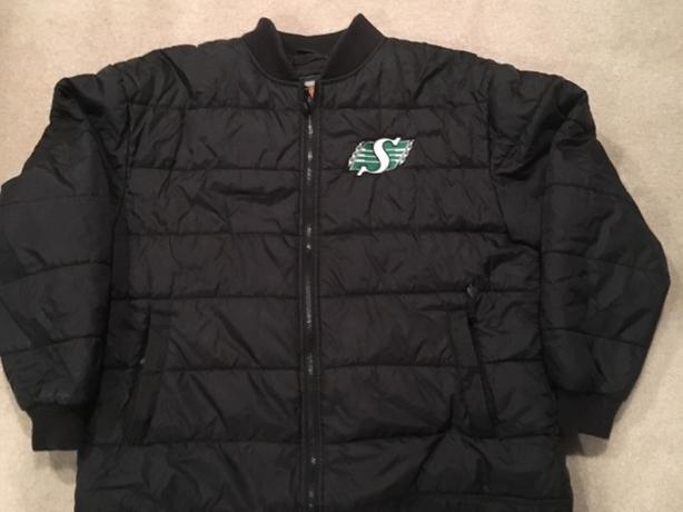 Saskatchewan Roughriders Jacket*REDUCED*
