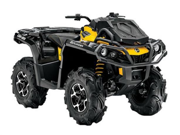 2013 Can-Am® Outlander™ X® mr 650