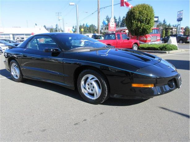 1993 Pontiac Firebird Trans Am  Low kilometers Mint Condition