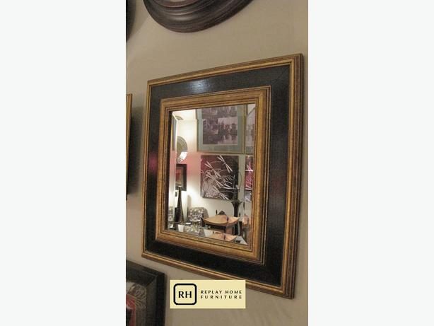 French Accent Mirror