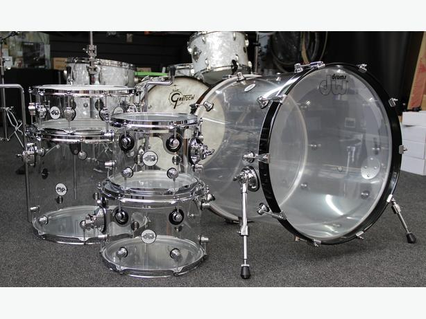 Wanted Acrylic drums