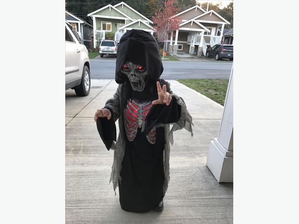 Boys Size 4/5 Halloween Costume
