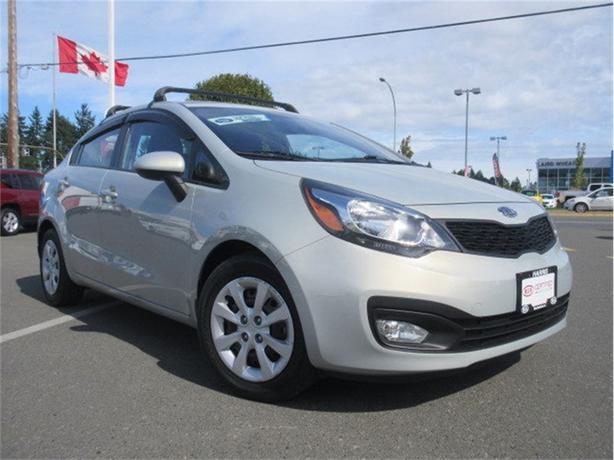 2012 Kia Rio LX Low Kilometers Heated Seats