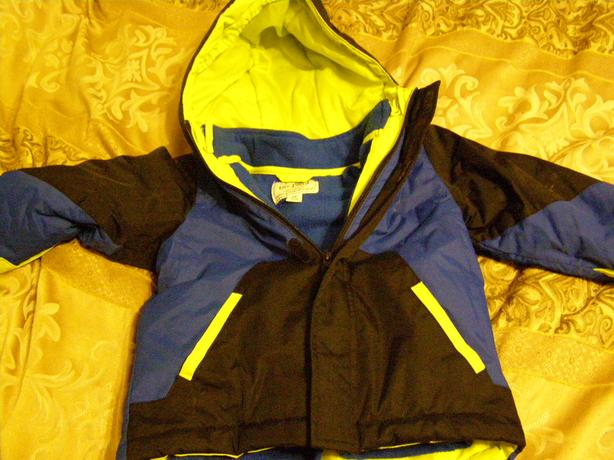 SIZE 3T AS NEW 3 IN 1 CHILDRENS PLACE WINTER JACKET