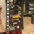 Assorted tools - need gone all together