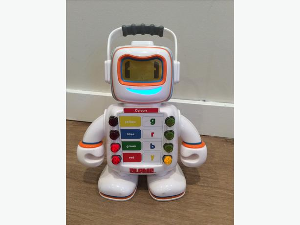 Playskool Alphie the Robot