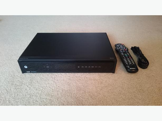 Shaw HDTV PVR Cable Box | Motorola DCX3400-M 500GB