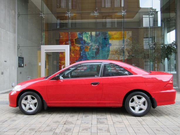2005 Honda Civic VP Coupe - ON SALE!