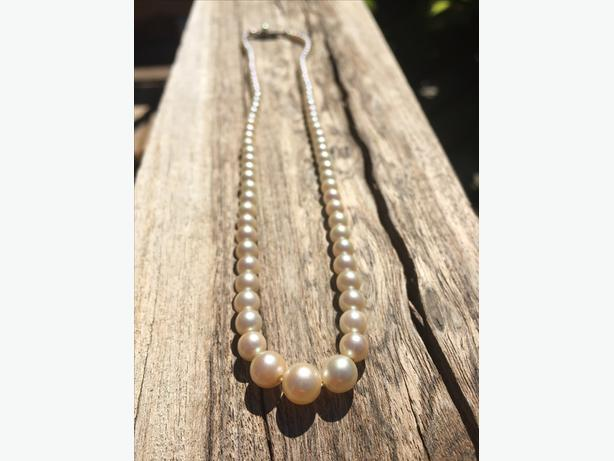 Pearl Necklace 300 OBO
