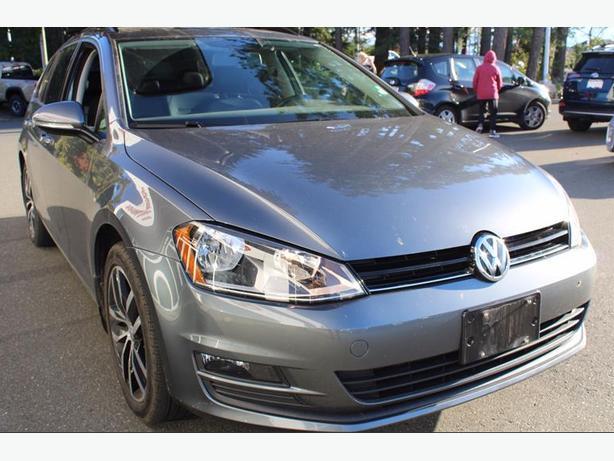 2016 VW Golf Sportwagen Comfortline