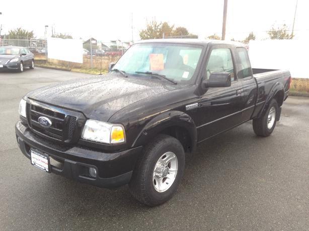 2007 Ford Ranger Rwd