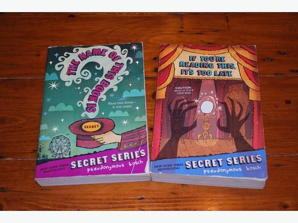 Secret Series 1 & 2