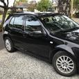 2005 Volkswagen Golf turbo diesel, automatic, no accidents