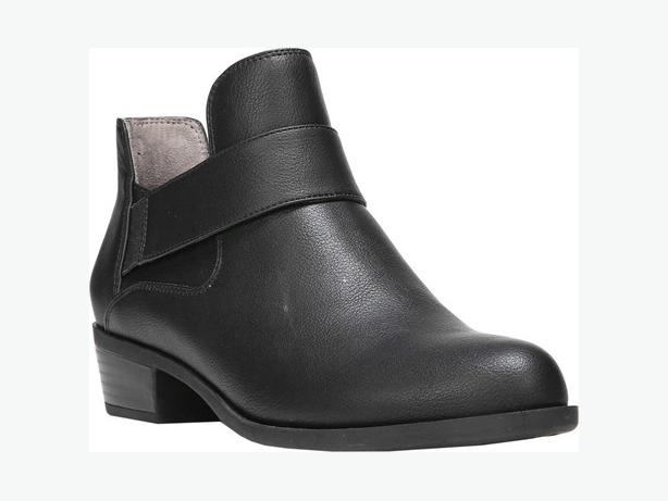 Wide Width Black Booties - New in Box