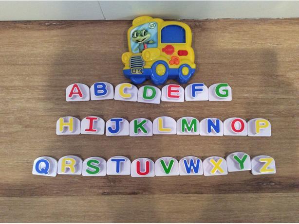 Leapfrog Alphabet Fridge Magnets