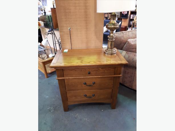 Oak Dresser | #606