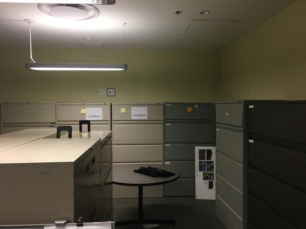 FREE: Good quality large Filing Cabinets and Desk
