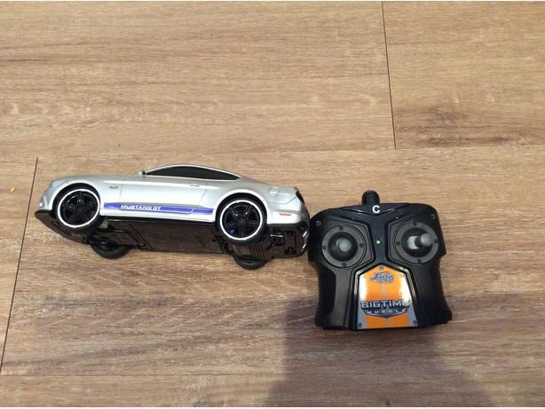 RC BigTime Muscle car