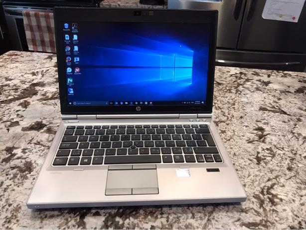 HP Elitebook 2570p: 8GB RAM, 500GB HDD, Windows 10