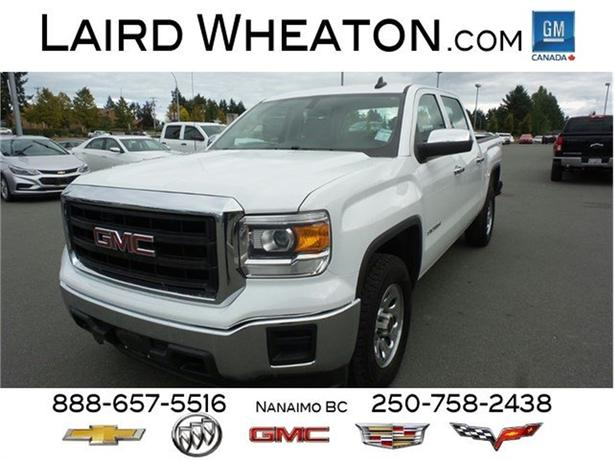 2015 GMC Sierra 1500 4x4 6 Passenger, One Owner