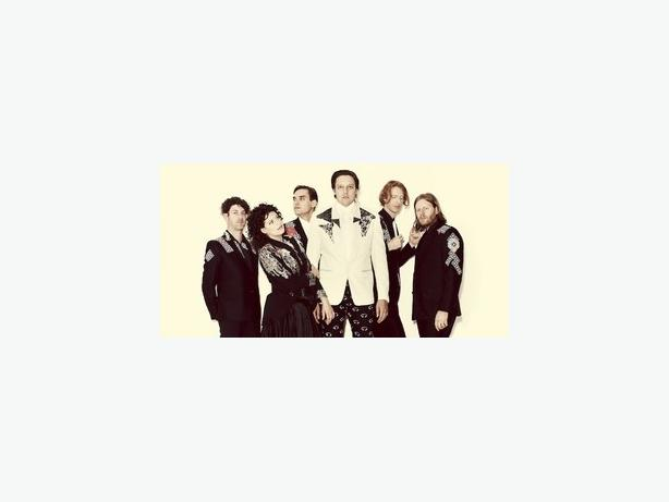 2 Arcade Fire Tickets Sat Oct 14th at the Pacific Coliseum