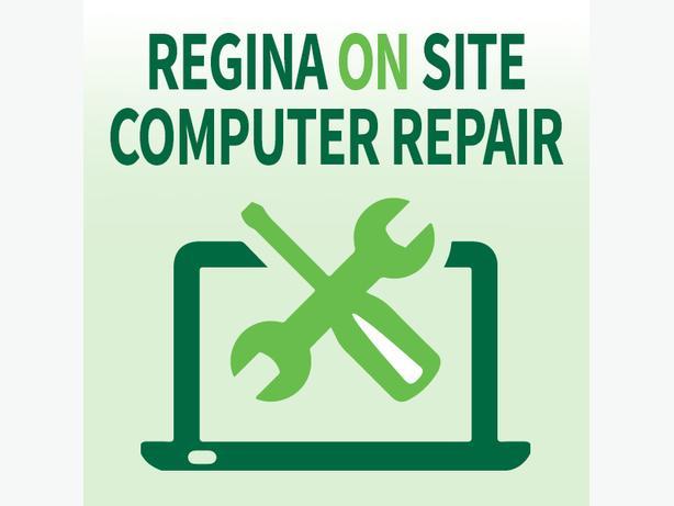Regina Computer & Mac Repair