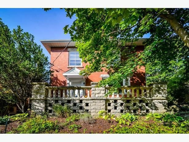 Stunning Century Home With Original Carriage House!