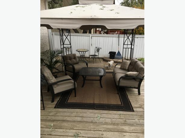 Garden lawn furniture