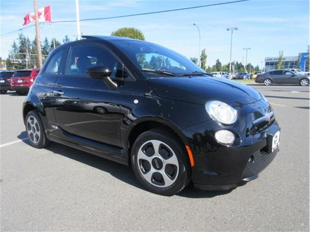 2014 FIAT 500c C- Sunroof Leather Interior