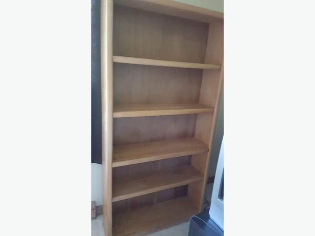 Bookcase Medium Oak