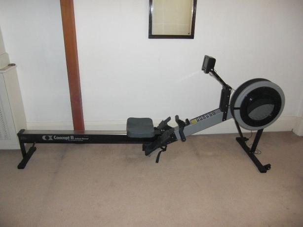 Concept 2 model c rowing machine
