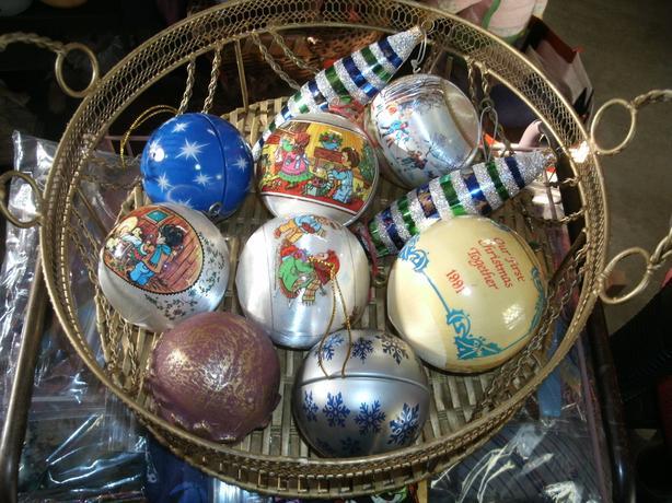 Christmas Tree Ornaments, Decorations, Christmas Ball's